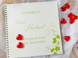 Mit Dem Gästebuch Für Die Hochzeit Ein Stück Erinnerung Schaffen