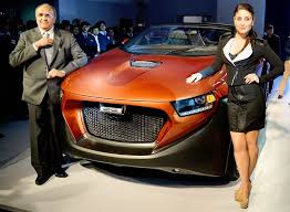 new car launches of 2014Kareena Kapoor at launch of a new car at the Delhi Auto Expo