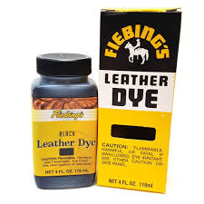 fiebing s pro leather dye 4 oz black