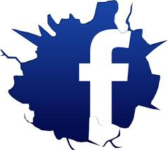 Customized Reports: Facebook Logo
