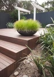 minimalist garden design and landscape