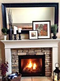 best fireplace mantel decorations ideas on fire inside wall decor