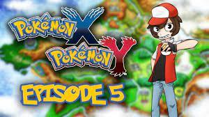 Pokémon X and Y Walkthrough - Episode 5 - New Starter - YouTube