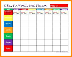 monthly meal planner template excel meal planner meal planner template caption reliableincome club
