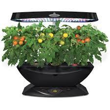 aero garden com.  Aero MiracleGro AeroGarden 7 LED With Gourmet Herb Seed Pod Kit  Walmartcom Inside Aero Garden Com R