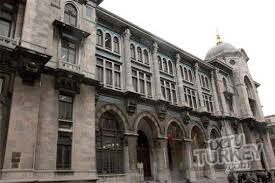 home office turkey. main post office or buyuk postane istanbul home turkey