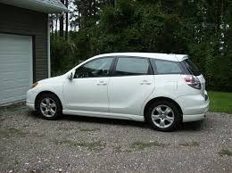 2004 Toyota Matrix – pictures, information and specs - Auto ...