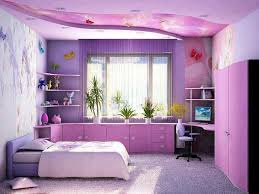 interior design bedroom for teenage girls. Perfect Interior Bedroom Appealing Teenage Bedroom Makeover Ideas Design Your Own  Purple Wall And Cabinets In Interior For Girls S