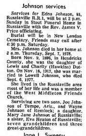 Edna Johnson obituary 1978.09.07 - Newspapers.com