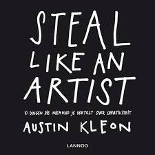 Steal Like An Artist Boek Austin Kleon Epub Creddanvamar