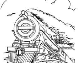 Small Picture Printable Steam Train Coloring Pages Coloring Pages