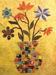 Example Of A Collage Collage Art Samples Mary Lynne Robbins