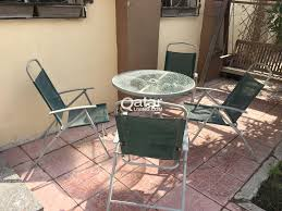 Garden furniture and potted plans qatar living