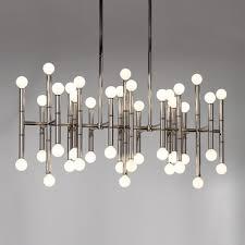 meurice rectangular chandelier