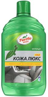 Купить <b>Очиститель</b>-<b>кондиционер Turtle</b> Wax для <b>кожи</b>, 500 мл с ...