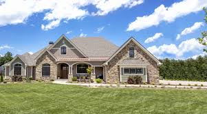 lakefront house plans with walkout basement craftsman home plans regarding craftsman home plans with walkout basement