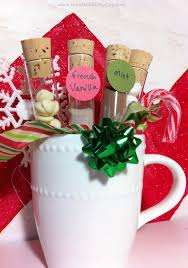 Thrifty Homemade Hot Chocolate Christmas Gift But There Are Many Chocolate For Christmas Gifts