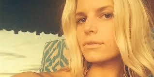 jessica simpson celebrates 34th birthday with no makeup selfie huffpost