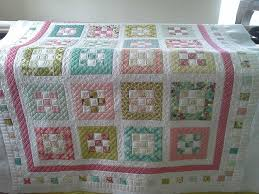 Free quilt pattern from Craftsy.com   quilts   Pinterest   Moda ... & Free quilt pattern from Moda. Quilter used Moda