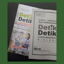 Kunci jawaban pr lks intan pariwara 2020/2021 klik di bawah ini. Jual Buku Detik Detik Un Biologi Sma Kunci Jawaban Jakarta Barat Nadiauyainah Tokopedia