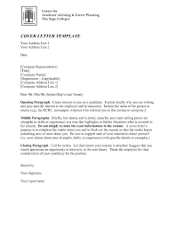 Cover Letter Academic Advisor Perfect Resume