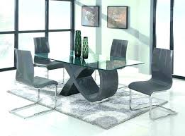 large glass dining table glass dining room large glass dining table furniture round glass dining room
