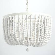 chandeliers wood bead chandelier antique whitewash flush mount wood bead chandelier