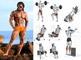strengthen your legs with these leg workouts at home no equipment