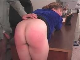 Ass spanked hard ass fucked