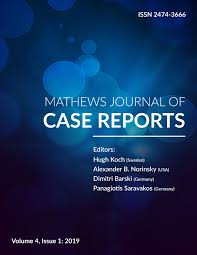 Case Reports Open Access Journals Mathews International Llc