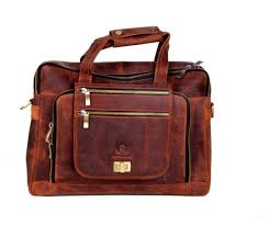 15 inch retro buffalo hunter leather laptop messenger bag