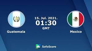 Guatemala vs Mexico live score, H2H and ...