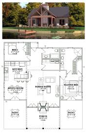Bedroom Design Plans New Cottage House Plan Chp48 In 48 Our House Plan Ideas
