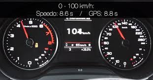 2014 Audi A3 Sedan with 140 HP 1.4 TFSI Manual – Acceleration Test ...