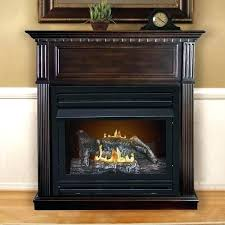 free standing gas fireplace reviews home co dual fuel vent free wall mount gas fireplace reviews