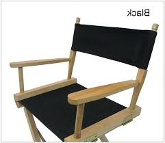 directors chair canvas replacement covers director chairs home outdoor round stick australia