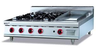 gas range with griddle top. Contemporary With 2018 Stainless Steel Gas Range 4 Burners And GriddleCounter Top  Commericial Stove Multi Cooker CooktopFactory Sale From Oopp 163639  DhgateCom To With Griddle H