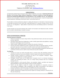 Ideas Of Professional Accounting Resume Accountant Resume