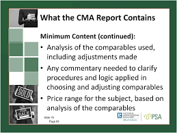 Pricing Strategies Mastering The Cma Ppt Download