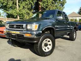 1995 Toyota Pickup - Information and photos - ZombieDrive
