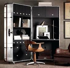 full image for restoration hardware home office chairs richards trunk secretary a home office storagemasculine interiorsecretary