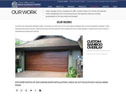 maui garage doorsWeb Design Maui  CCrooke Web Design