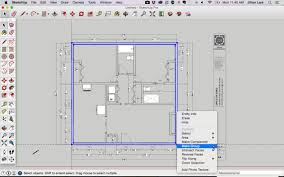 sketchup tutorial draw plan from pdf 13