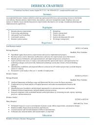 Business Resume Templates Impressive Business CV Templates CV Samples Examples