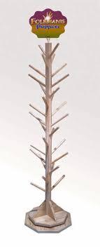 Stuffed Animal Display Stand Puppet Display Wood Floor Rack Storage Racks and Bins 25