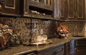 simple kitchens medium size stylish dark rustic cabinets with best distressed kitchen countertop diy distressed hickory