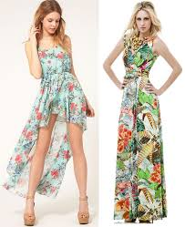 Resultado de imagem para vestidos de verão