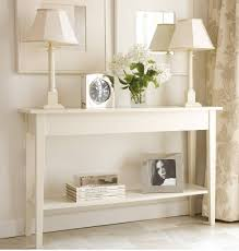 white entryway furniture. Image Of White Color Entryway Tables Furniture