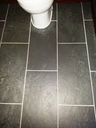 Slate Tile Bathroom Dealing With Limescale Stains On A Slate Tiled Bathroom In