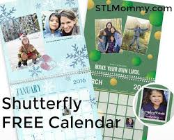 8x11 Calendar Shutterfly Free 8x11 12 Month Calendar Stl Mommy